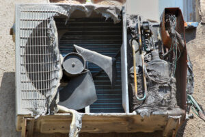 Cooling system in need of air conditioning replacement