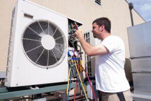 A new heat pump installation in Concord, MA
