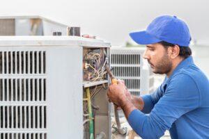 AC repair service company Ayer MA