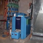 After boiler furnace replacement