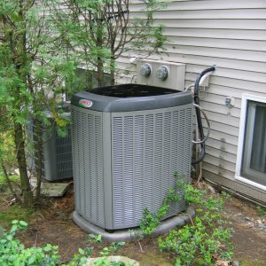 Air conditioning replacement example