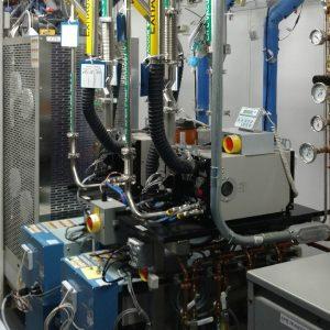 Commercial hybrid HVAC system