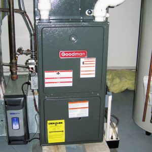 Home heating systems repair example