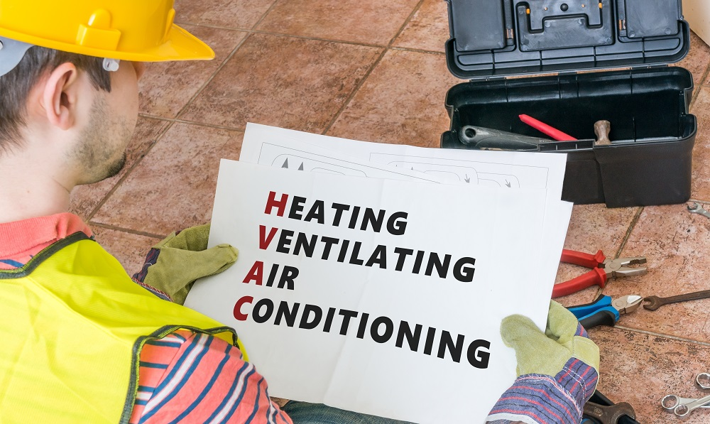 Hybrid HVAC system repair installation Ayer